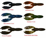 "60 - 4"" Swimming Craws"