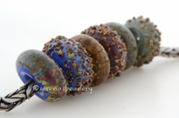 Colorful Frit European Charm Style