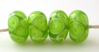 Lime Green Bubbles