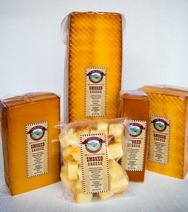 Garfields Smoked Cheese
