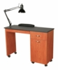 Jeffco 3344-42 Cameo Nail Table
