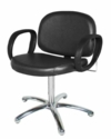Contour Shampoo Chair (5 leg base)
