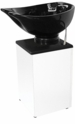 Jeffco J39.8600 Java Backwash Pedestal Cabinet with Bowls