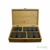 Polished Hot Massage Stone Set 36 Pcs.