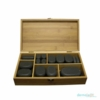 Polished Hot Massage Stone Set 45 Pcs.