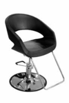 SC8836 Styling Chair,  Black Only