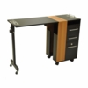 Taylor Manicure Table Portable