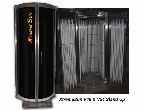 XtremeSun V42, V48 or V54 VHR Stand Up (Multiple Colors)