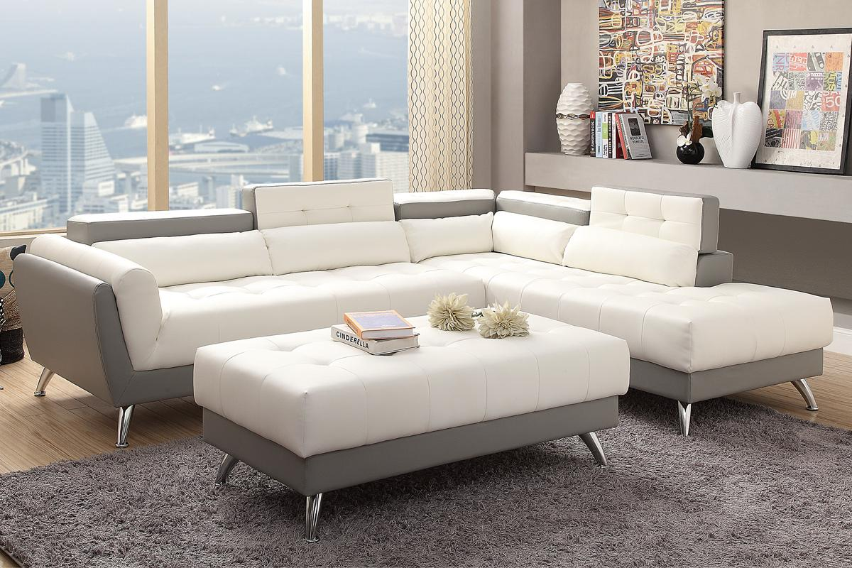 l cozy furniture look sliding room reorganize modern of your leather floor to sectional white reception connected glass brown on for small sofas windows spaces wooden by