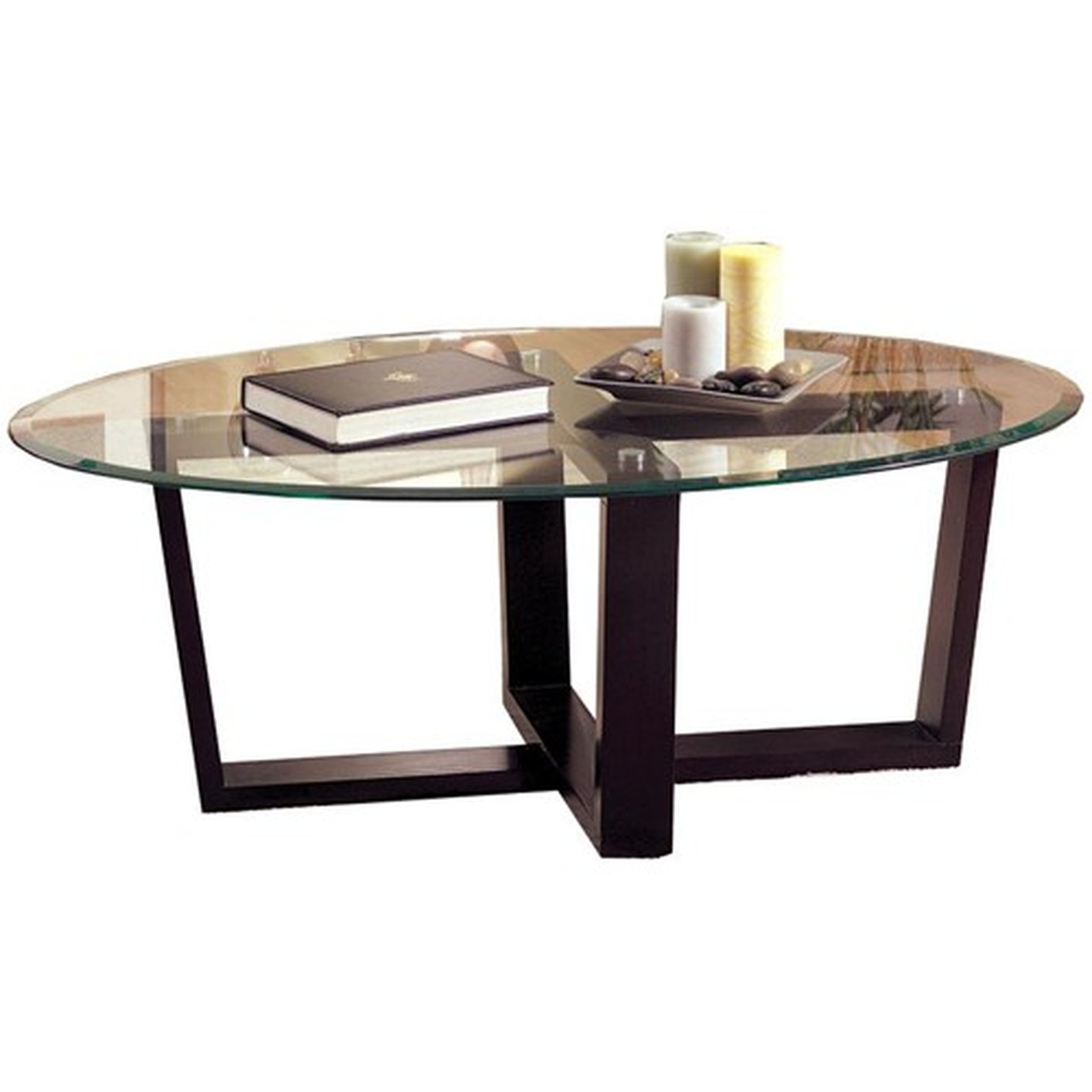 Alexis black glass coffee table set steal a sofa furniture outlet los angeles ca Black coffee table with glass
