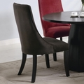 Amhurst Brown Chairs (Min Qty 2)