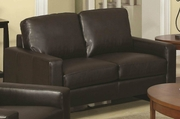 Ava Brown Loveseat