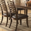 Avery Brown Oak Chairs (Min Qty 2)