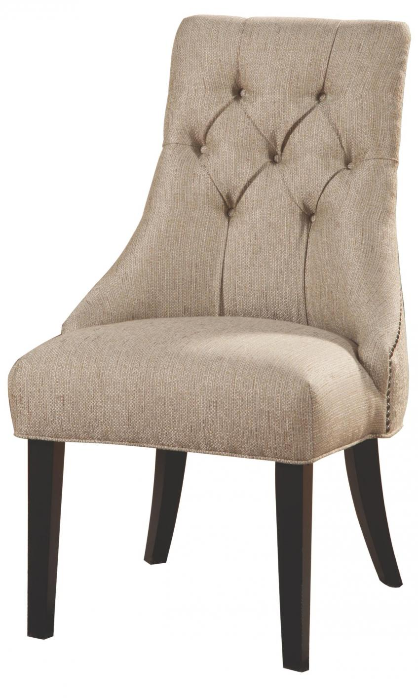 Custom Beige Accent Chair Gallery