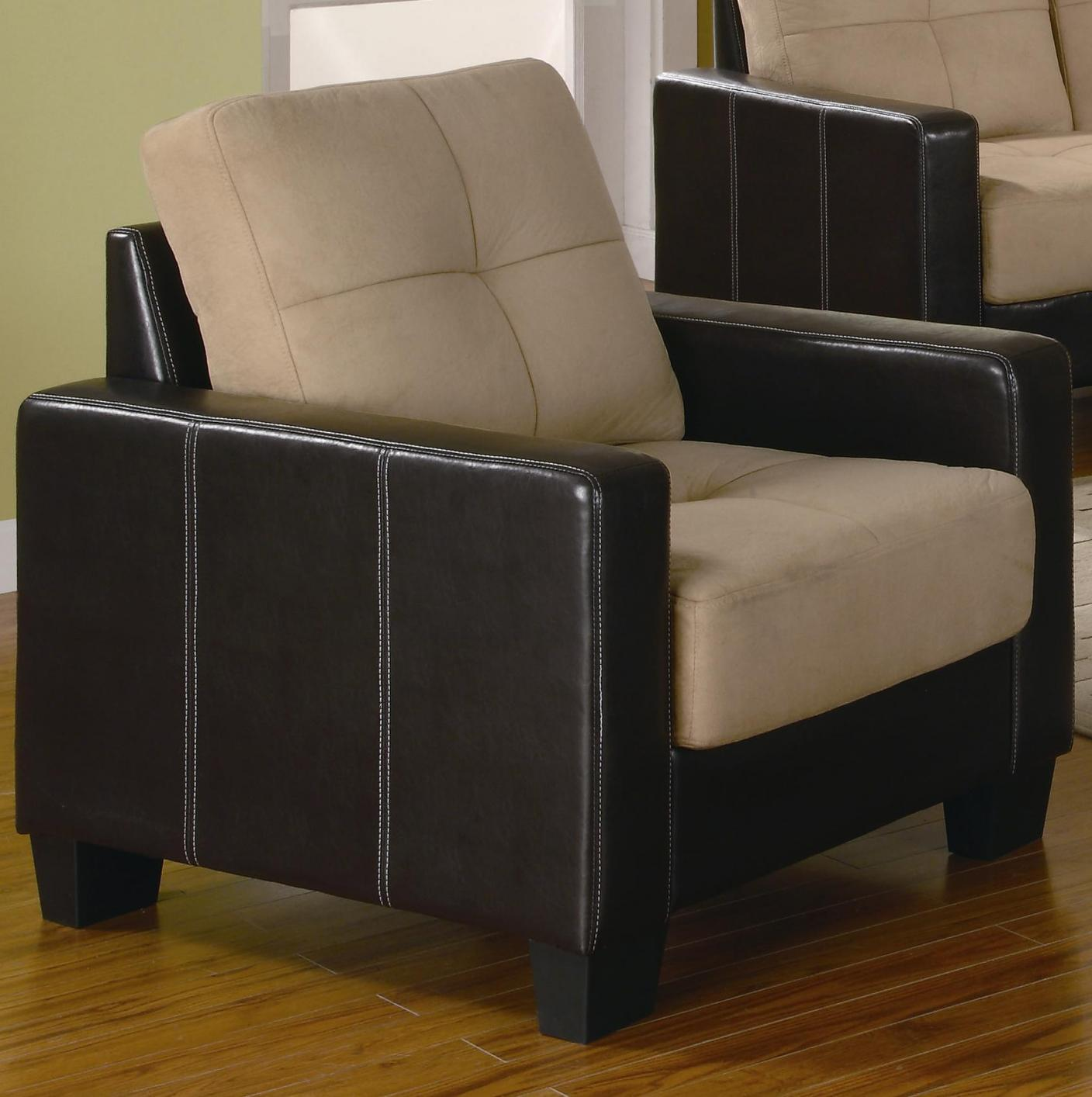 Beige Leather Sofa Loveseat And Chair Set