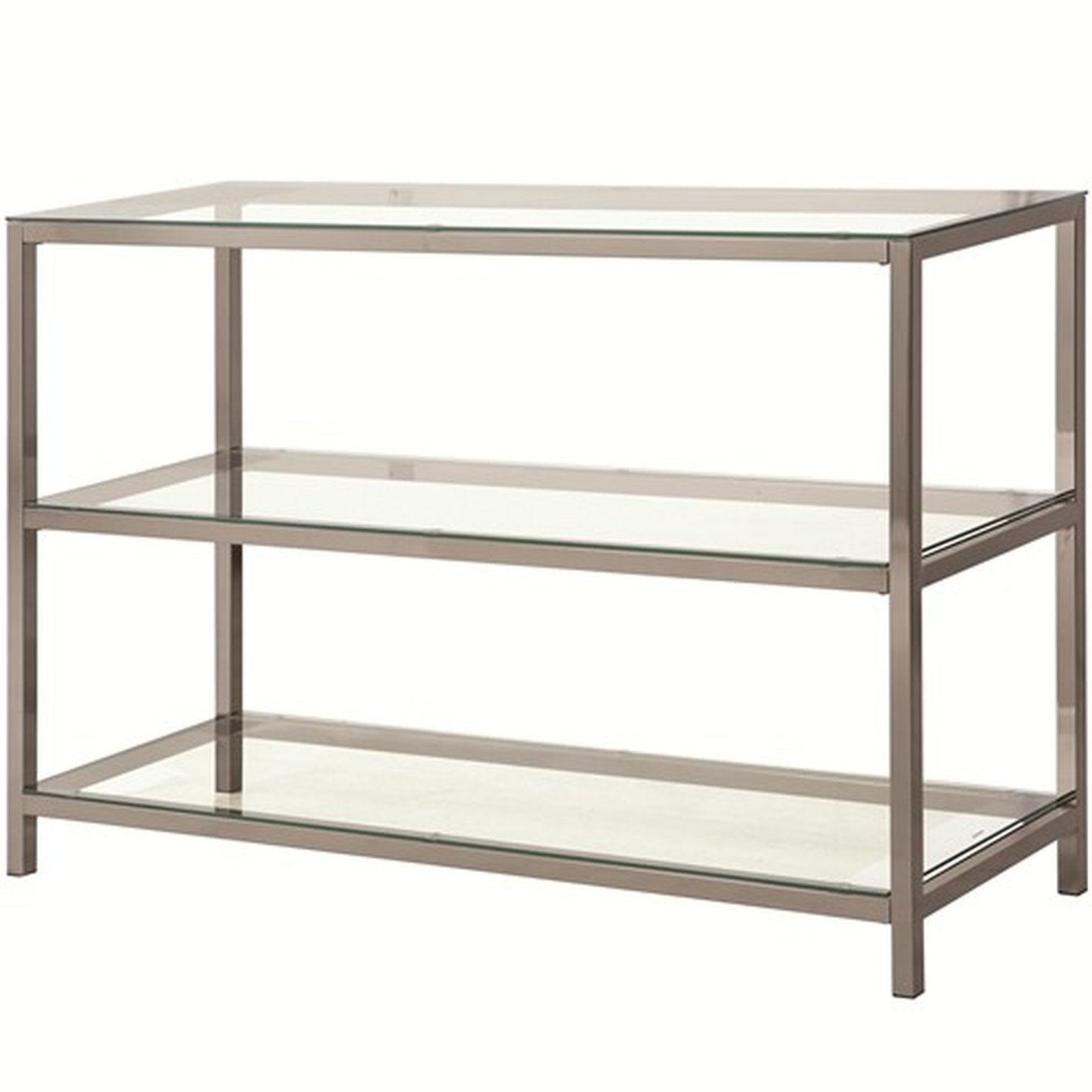 Silver Metal Sofa Table Steal A Sofa Furniture Outlet Los Angeles Ca