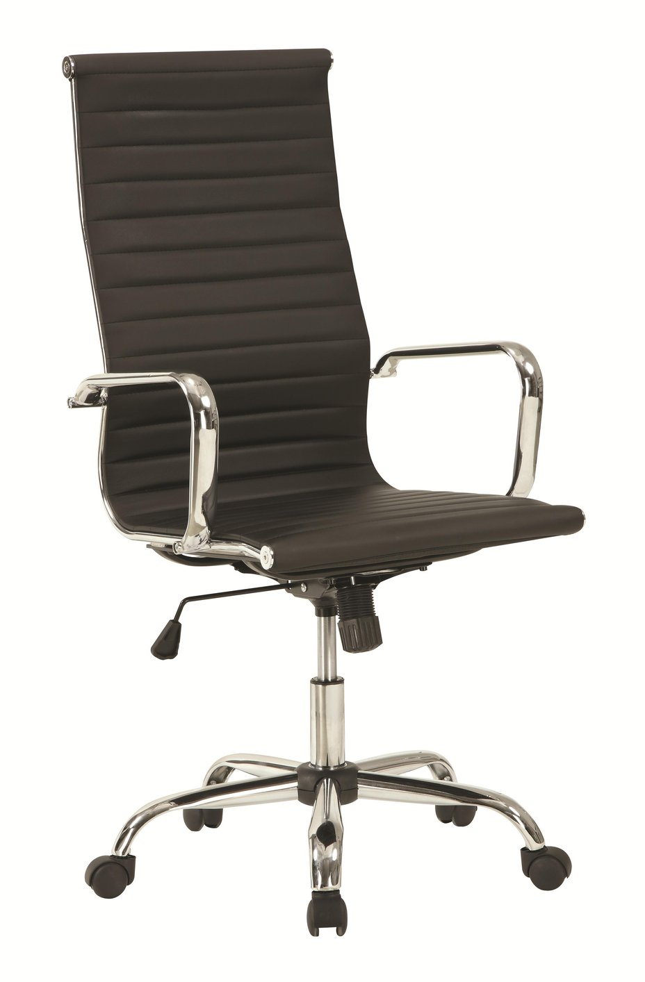 black leather office chair steal a sofa furniture outlet los angeles ca. Black Bedroom Furniture Sets. Home Design Ideas