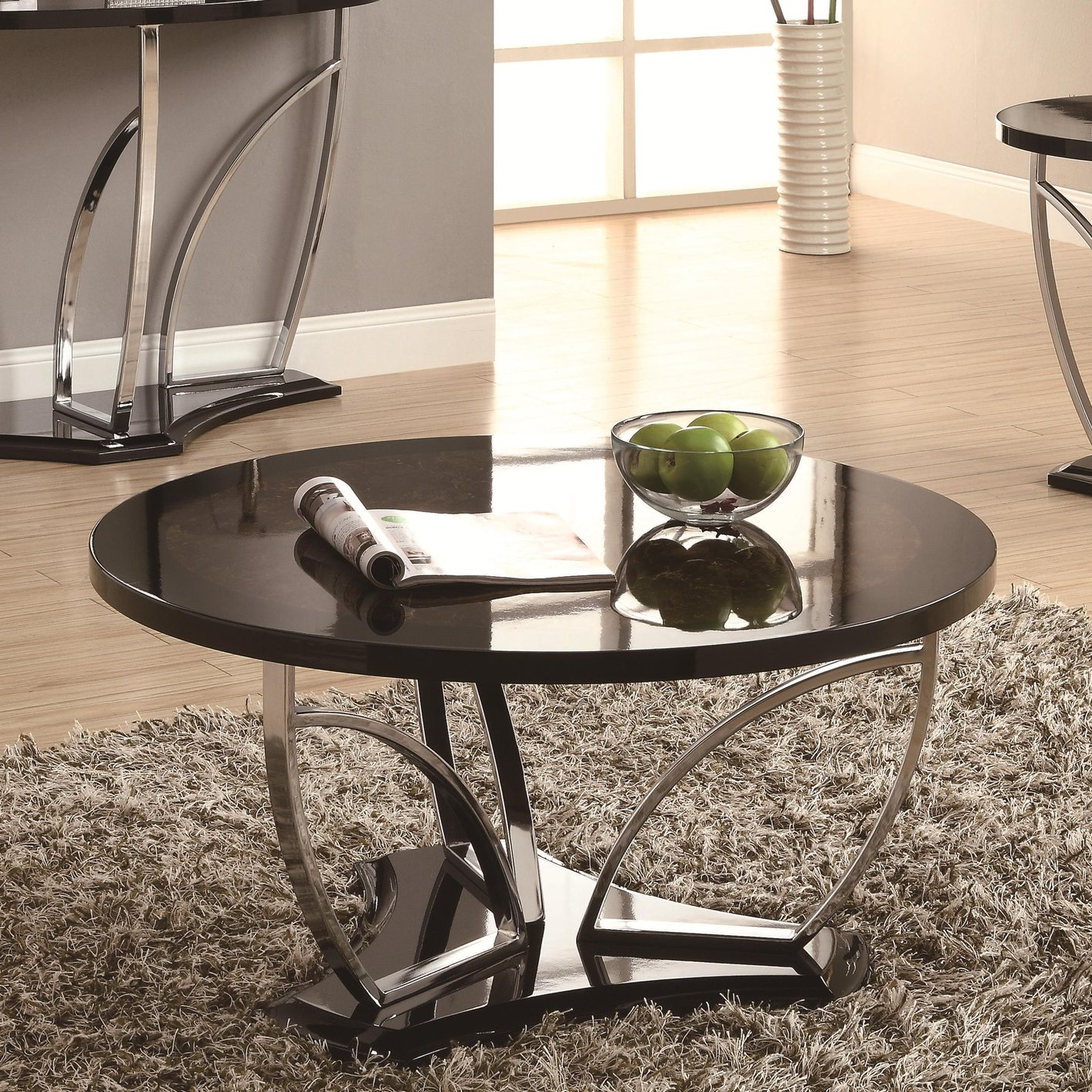 Black Marble Coffee Table Steal A Sofa Furniture Outlet Los
