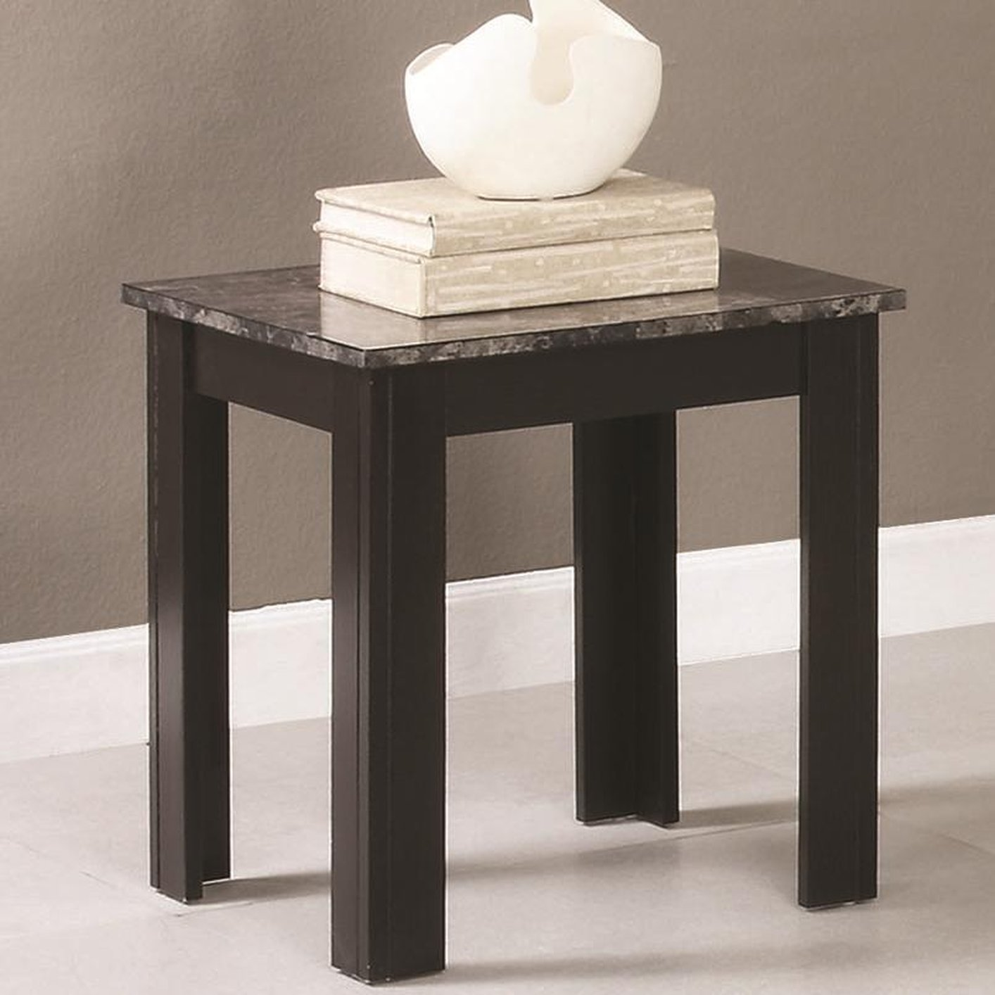 Coffee Table Marble Coffee Table Sets Black Tables Ashley: Black Marble Coffee Table Set