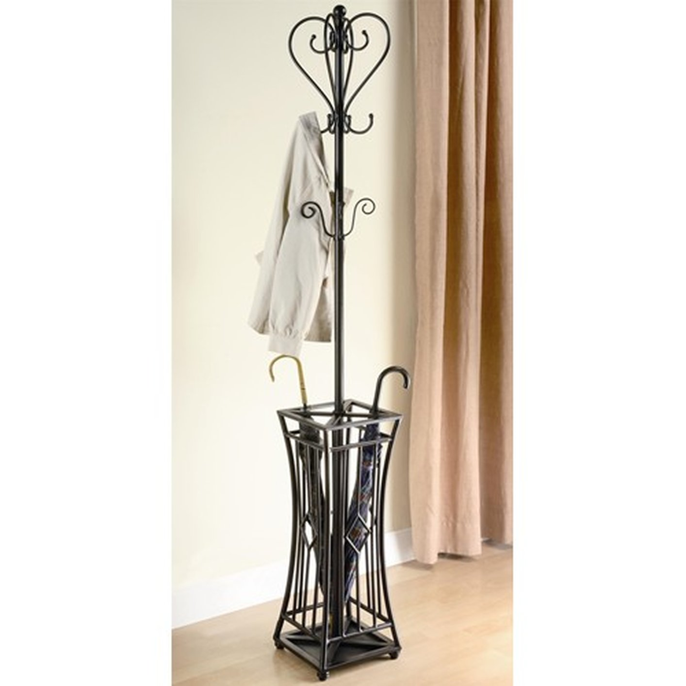 at r shopping creations garden rack standing home compare products metal coat breckenridge master iron nextag wrought prices stand