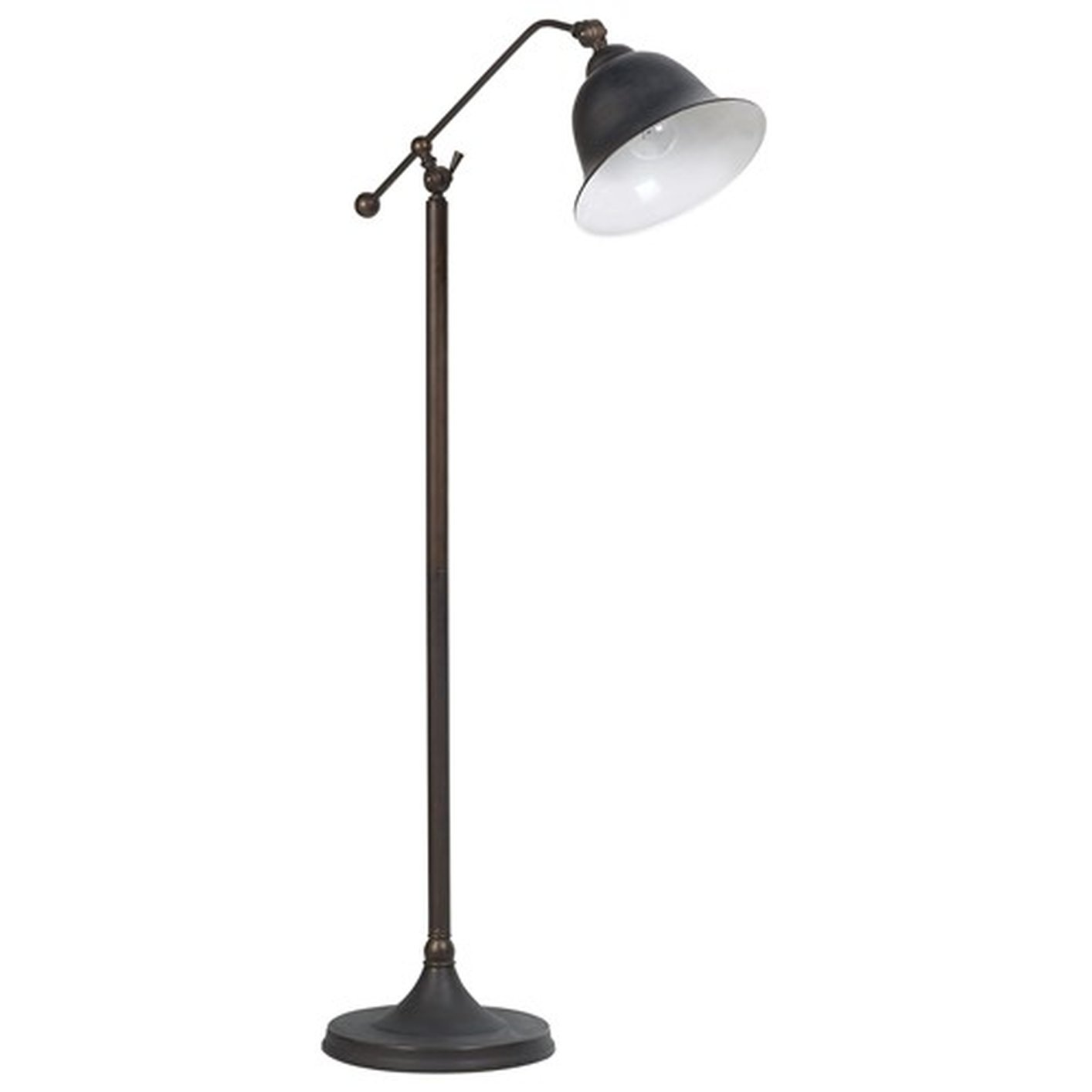 number table metal item steel products madison bronze lamps stylecraft lamp floor finish