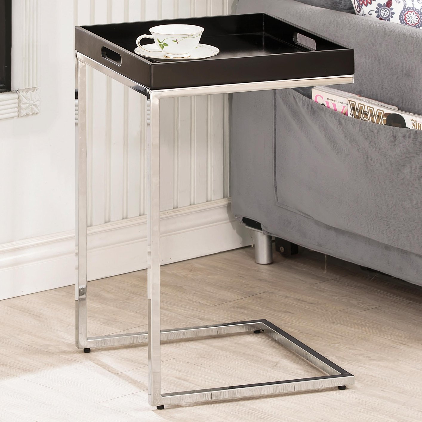 Sofa Snack Tables Snack Tables Coffee Console Sofa End For