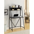 Black Wood Writing Desk