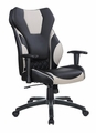 Black Plastic Office Chair