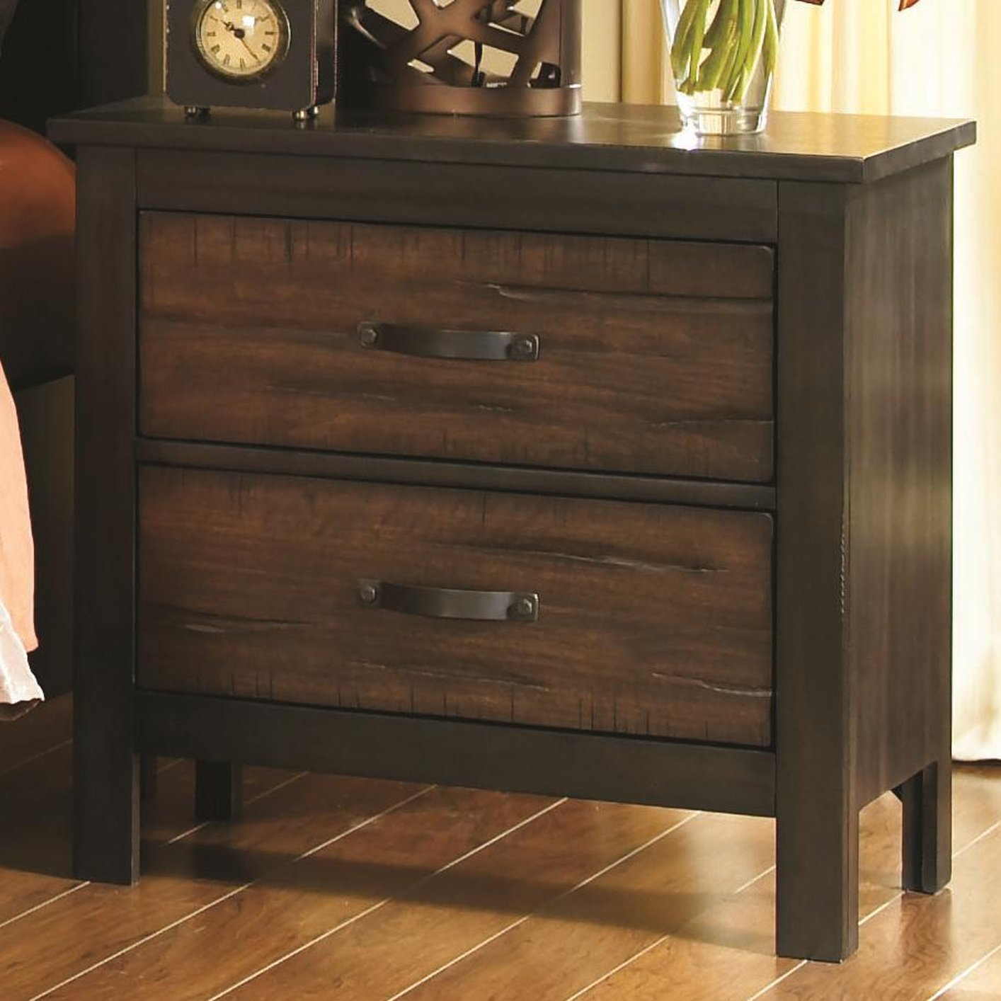 black dresser and nightstand set brown wood nightstand a sofa furniture outlet los 18344