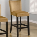Bloomfield Gold Wood Pub Stool (Min Qty 2)