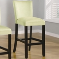 Bloomfield Light Green Wood Pub Stool (Min Qty 2)