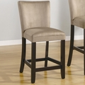 Bloomfield Taupe Wood Pub Stool (Min Qty 2)