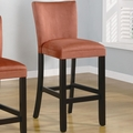 Bloomfield Terracotta Wood Pub Stool (Min Qty 2)
