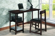 Brill 2pc Desk and Chair Set