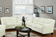 Brooklyn Ivory Sofa and Loveseat Set