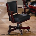 Brown Wood Game Chair