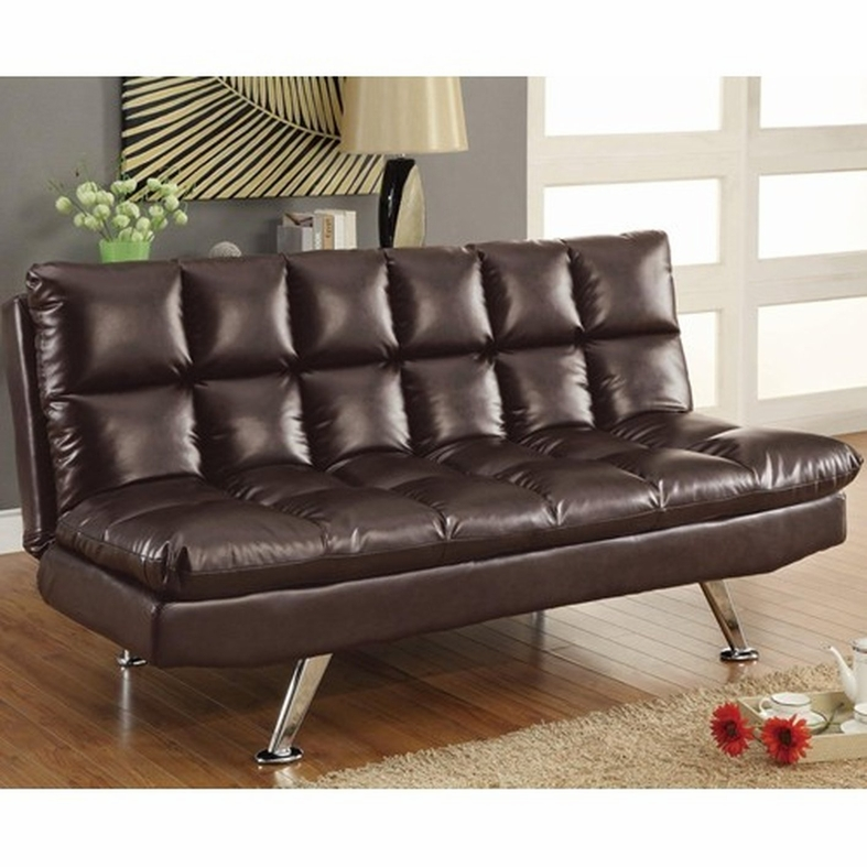 brown leather sofa bed steal a sofa furniture outlet los angeles ca. Black Bedroom Furniture Sets. Home Design Ideas