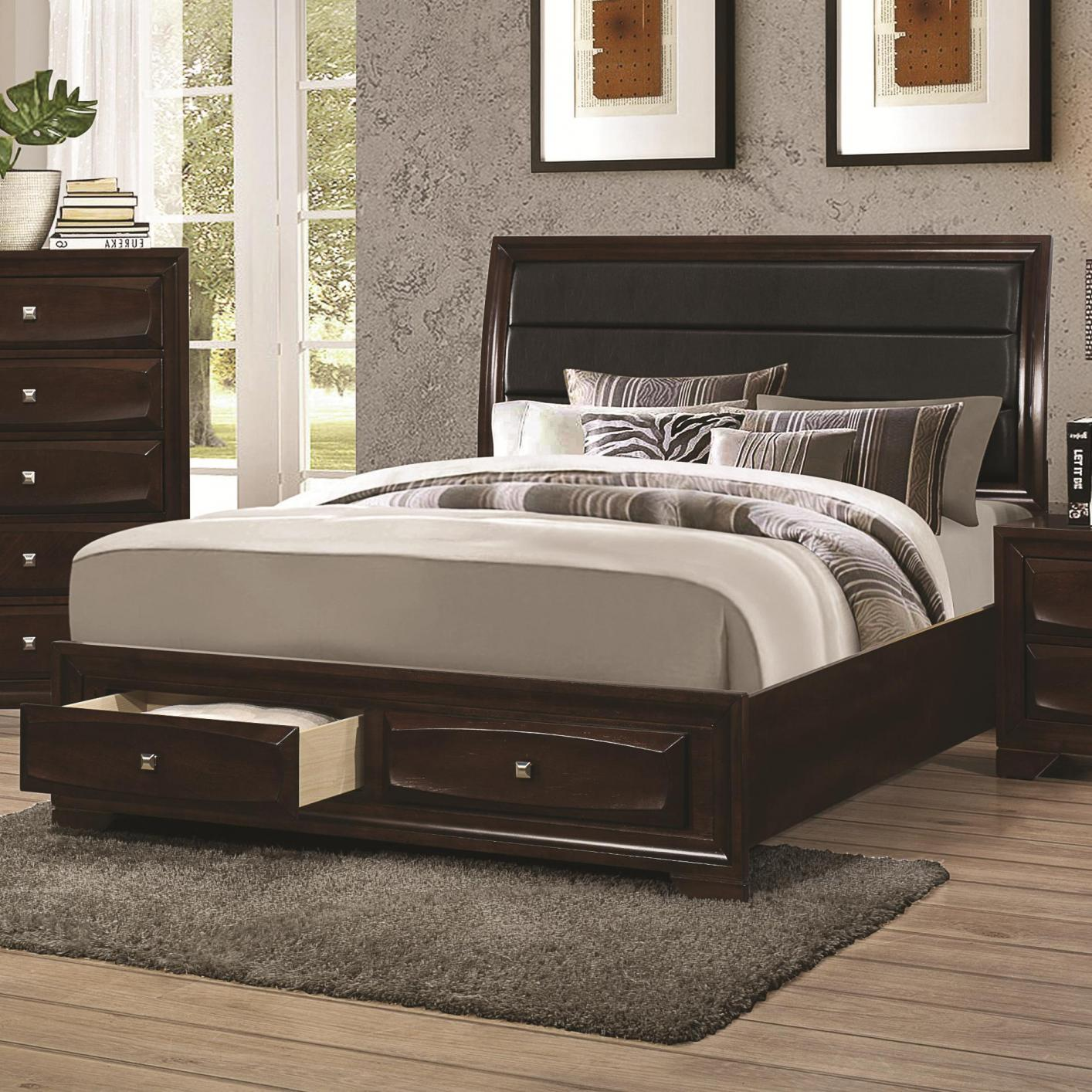 brown wood bed steal a sofa furniture outlet los angeles ca