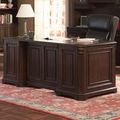 Brown Wood Desk