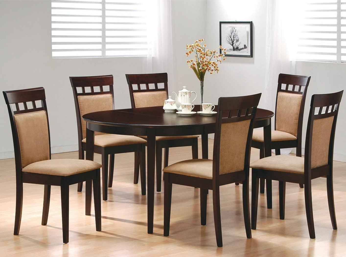 Wooden dining chairs with cushion - Brown Wood Dining Chair Brown Wood Dining Chair