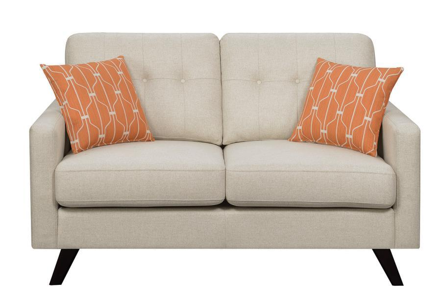 diy work reclaimed in pictures ana furniture white loveseat wood projects sofa