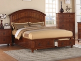 Zabel California King Bed