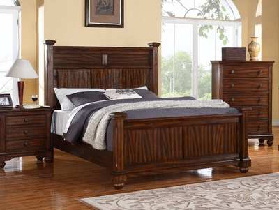 Macall California King Bed