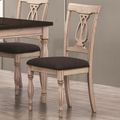 Camille Antique White Chairs (Min Qty 2)