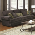 Colton Grey Fabric Sofa