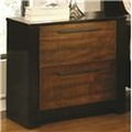 Coronado Brown Wood Nightstand