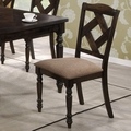 Dining 1033 Brown Ash Chairs (Min Qty 2)