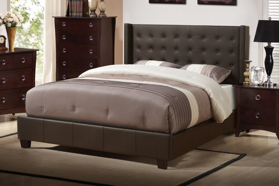 abbey eastern king bed steal a sofa furniture outlet los angeles ca. Black Bedroom Furniture Sets. Home Design Ideas