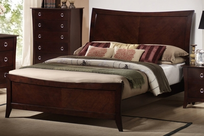 Macario Eastern King Bed