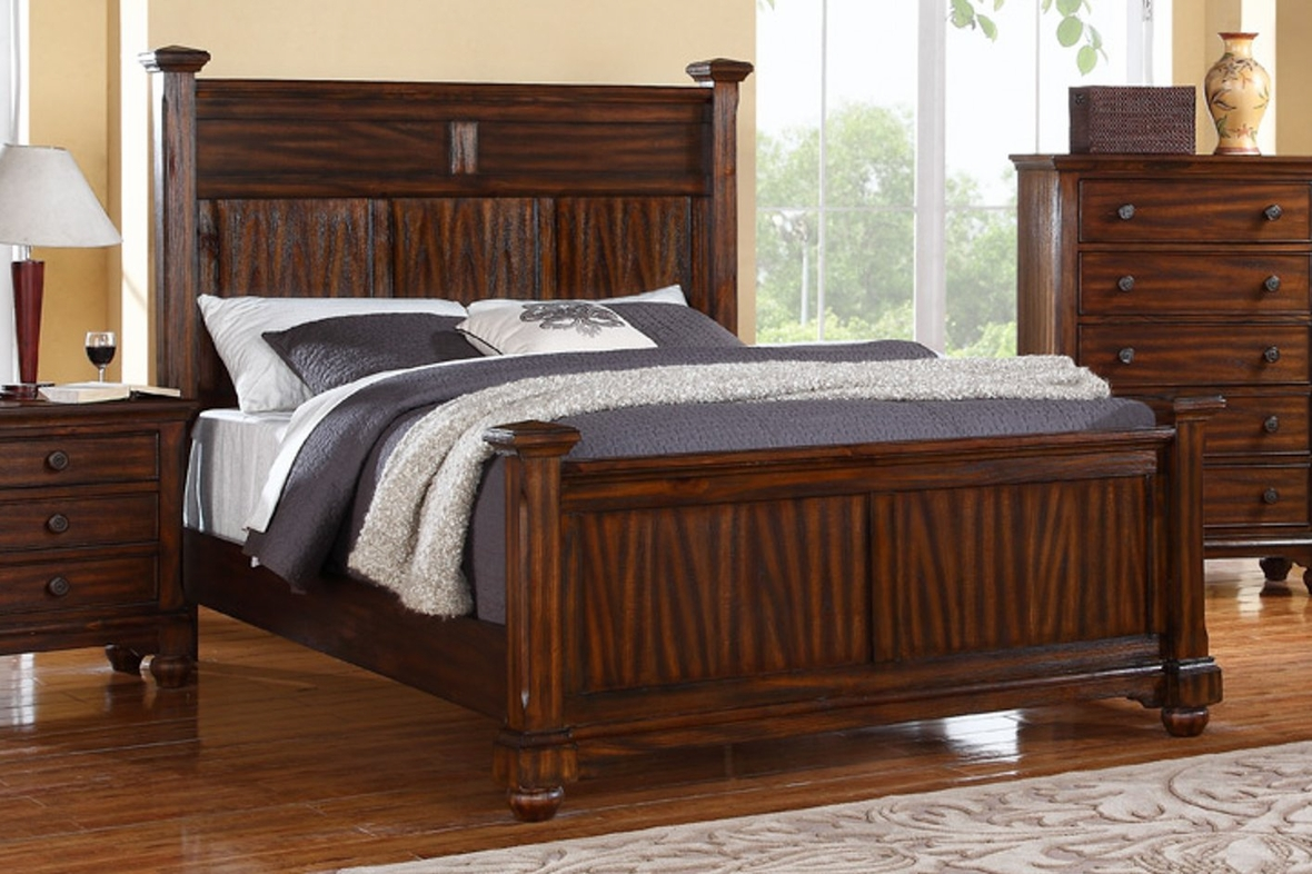 macall eastern king bed steal a sofa furniture outlet los angeles ca. Black Bedroom Furniture Sets. Home Design Ideas